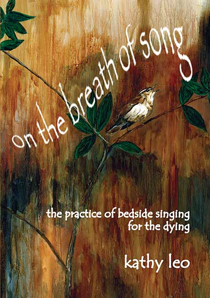 On the breath of song book cover
